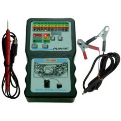 Teste de Sensores do Sistema de Injeçao Eletronica TSI-2000 Planatc