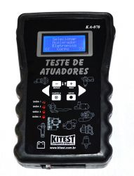 Teste de Atuadores Completo Multiplas Funçoes KA-070 Kitest