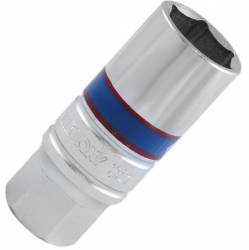 Chave de Velas 21mm com Borracha 463521H King Tony