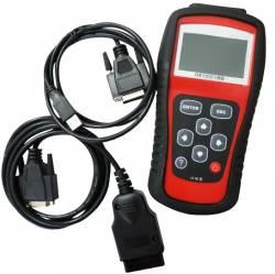 Scanner Automotivo para Diagnostico de Injeçao Eletronica Padrao OBD2 Hand Scan Planatc