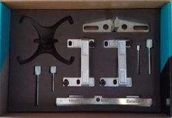 Kit de Ferramentas para Sincronismo Motor Ford Sigma Duratec e Zetec KF-162 Kitest