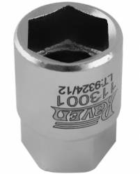 Chave 21mm para Porca do Amortecedor Dianteiro Gol Clio Raven 113001