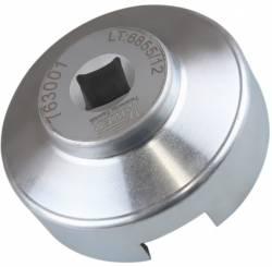 Chave Sextavada 95mm para Calota do Cubo de Roda Dianteiro Caminhoes Iveco Raven 763001