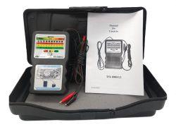 Teste de Sensores e Sonda Lambda TSI-1000 G2 Planatc