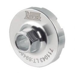 Chave sextavada 43,8mm para Eletrovalvula dos injetores de oleo  Mercedes 2.2 16V e Sprinter Raven 711043