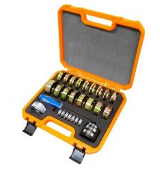 Kit de Ferramentas para Instalar e Extrair Retentores de Comando de Valvulas Raven 101300