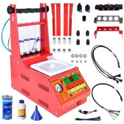 Maquina de Teste e Limpeza de Bicos GDI Injeçao Direta e Comum LB-30000 GDI/CP Planatc