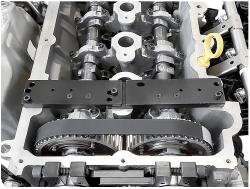Ferramenta para Sincronismo do Comando de Valvulas Motor GM Onix 1.0 12V turbo Ecotec Raven 131017