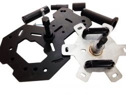 Kit de Ferramentas para Remover/Instalar Embreagem Power Shift Ford CR-347