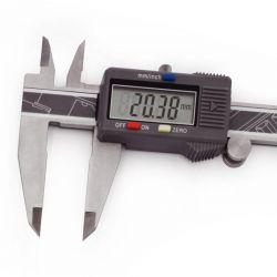 Paquimetro Digital com Digitos Grandes 150mm 502.150BL King Tools