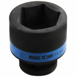 Soquete de Impacto Curto 65mm 1Pol 853565M King Tony